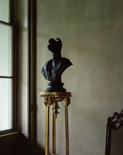 Fanny the Dog at Port Eliot, 2013, ceramic