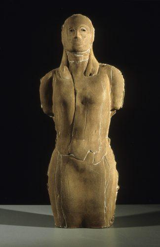 Stone Mother, 1995, ceramic