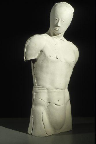 Ghostly Lover, 1995, ceramic