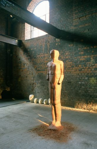 Pygmalion, 2000, brick clay