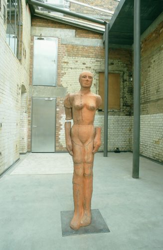 Red Olympia, 2000, brick clay