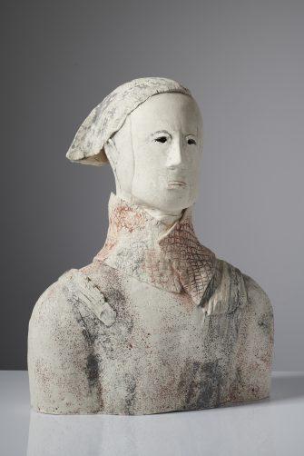 Artist, 2021, Ceramic