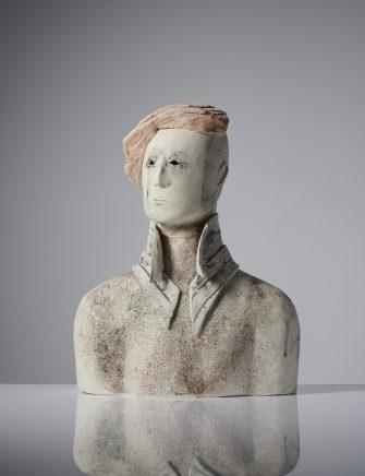Poet, 2021, Ceramic
